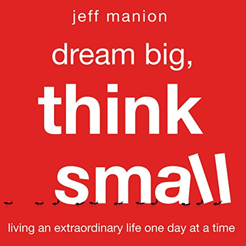 Dream Big, Think Small audiobook cover art