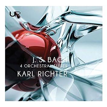 J.S. Bach: Orchestral Suites, BWVV 1066 - 1069