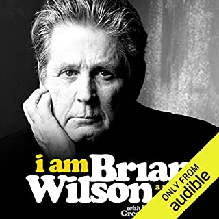 I Am Brian Wilson                   By:                                                                                                                                 Brian Wilson,                                                                                        Ben Greenman - contributor                               Narrated by:                                                                                                                                 Fred Berman                      Length: 9 hrs and 42 mins     384 ratings     Overall 4.3