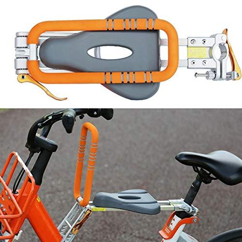 Lanxing Silla de Montar Suave Montaña Niños Seguridad de la Bici Mat...