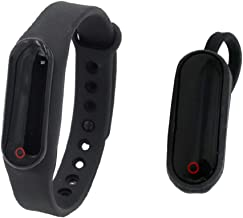 Mcbazel Brook Pocket Auto Catch Bracelet Wristband + Titulaire Clip Magnétique Silicone Élasticité, Clip Fermoir Sangle po...