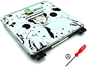 Genuine OEM Universal DVD Drive Replacement Repair Part for Nintendo Wii for All Models D2A, D2B, D2C, D2E with Opening Tool photo