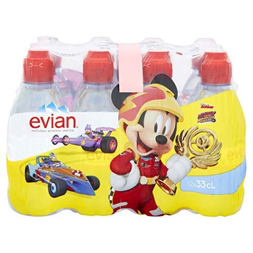 Evian Still Mineralwasser für Kinder, 12 x 330 ml