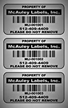Best metalized polyester labels Reviews