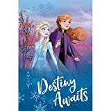 Frozen 2 Poster Destiny Awaits Elsa & Anna.