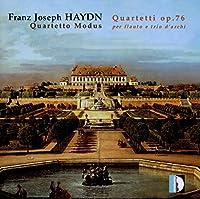 Quartets Op 76 for Flute & S