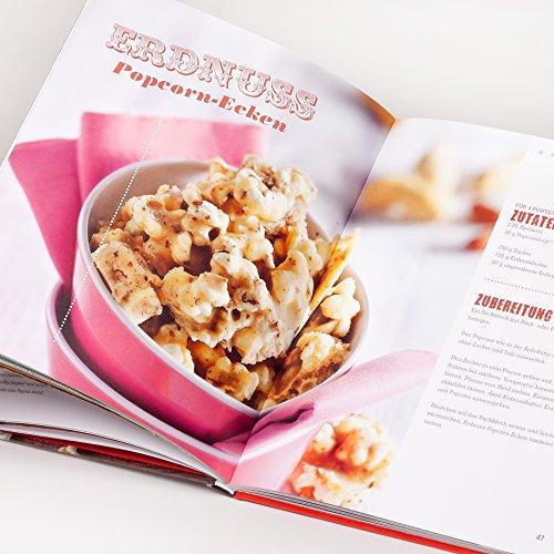 Popcornloop Rezeptbuch! 128 Seiten - 8