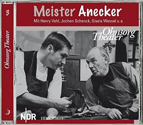 Meister Anecker: Hörfassung der Fernsehaufführung von 1965