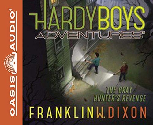 The Gray Hunter's Revenge cover art