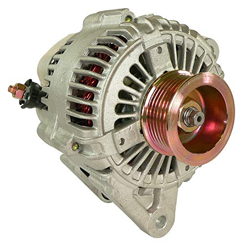 New DB Electrical Alternator Compatible With Jeep Grand Cherokee 2001, 2002, Liberty 2002 210-13873, 56041693AA, 121000-4440, A-80018, 913873, 47-2264, 213-9477, 13873N, AND0202