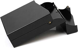 سبائك معدنية صندوق السجائر الجلود السيجار السجائر حالة حامل المحمولة حزمة التبغ تخزين مربع التدخين اكسسوارات الأدوات