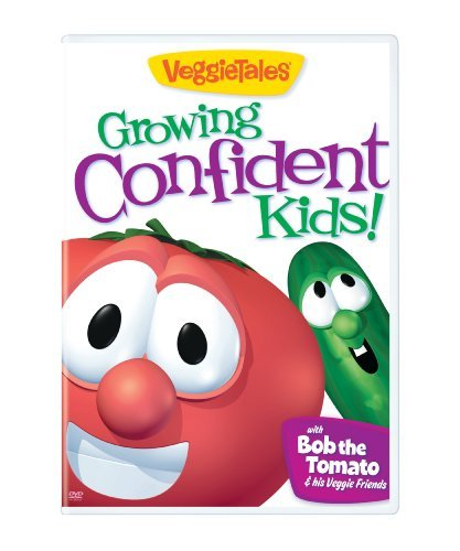 Veggie Tales Growing Confident Kids by Larry the Cucumber