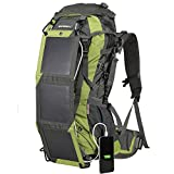 ECEEN Hiking Backpack Removable Frame Pack 10W by ECEEN