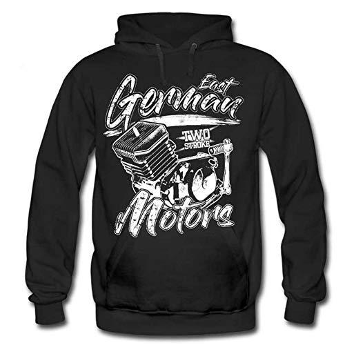gestofft East German Motors - Hoodie/Pullover Simson S51 (M)