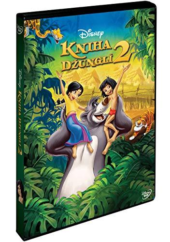 Kniha dzungli 2. DVD / The Jungle Book 2 (tschechische version)