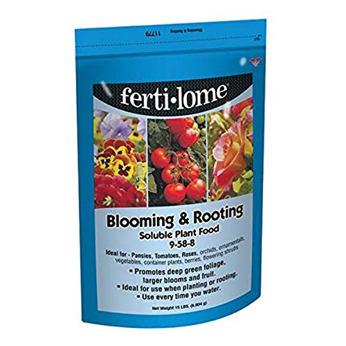 Fertilome 11779 15 Lb Blooming & Rooting Soluble Plant Food