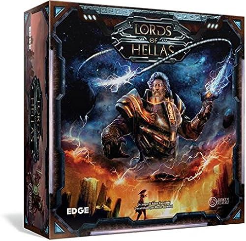 Lords Of Hellas , grau (Edge Entertainment eearlh01)