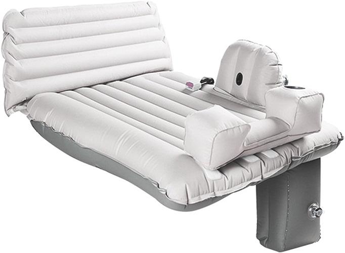 ZXQZ Lit Gonflable De Voiture SUV Air Lit Lit De Voyage en Plein Air Voiture Lit Arrière Lit d'air