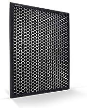 Filtr węglowy Philips NanoProtect HEPA z serii 1000 - Zapewnia wystarczające pochłanianie wody i efektywność parowania - Higieniczne nawilżanie - Filtr z aktywnym węglem o strukturze plastra miodu - FY1413/30