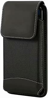 DoAo Phone Bag Case Cover for RealmeQ3ProCarnival Leather Wallet Pouch Belt Clip Case Hook Holster,Universal Outdoor Ta...