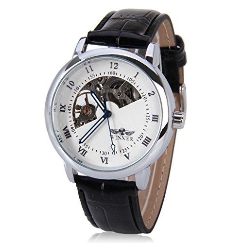 reloj Winner esqueleto