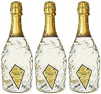 astoria cuveefashion victimspumante - 3 bottiglie da 750 ml