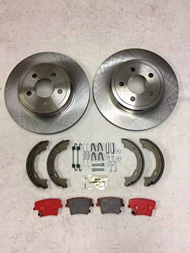 CARLSON LPB Rear Brakes Medium Repair KIT Cherokee 03//09//2000-2001 DRUMS 9