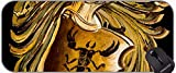 Almohadilla de ratón de Juego Grande, Zodiaco Zodiaco constelación de símbolos Temas de Mousepad XXL para Juego