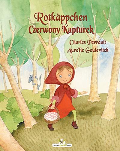 Rotkäppchen - Czerwony Kapturek