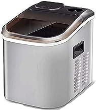 WGLL Comptoir de la Machine à glaçons, Nouveau modèle Compact - Aucune plomberie requise 25 kg de glaçons en 24h, Machine ...