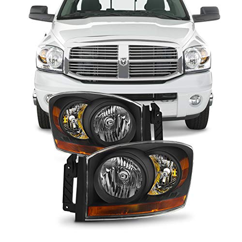 07 dodge 1500 headlights - 6