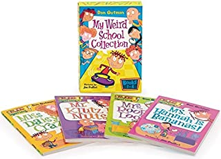 My Weird School Collection: Books 1 to 4