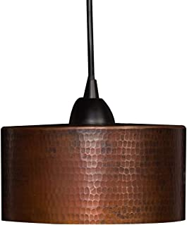 Premier Copper Products Hand Hammered Copper 8