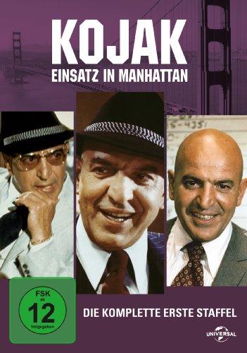 Staffel 1 (7 DVDs)