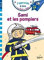 Sami et Julie CP Niveau 3 Sami et les pompiers d'Emmanuelle Massonaud