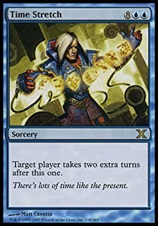 Magic: the Gathering - Time Stretch (118/383) - Tenth Edition