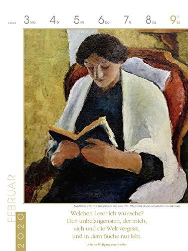 Literaturkalender Frauen lieben Lesen 2020: Literarischer Wochenkalender - 13