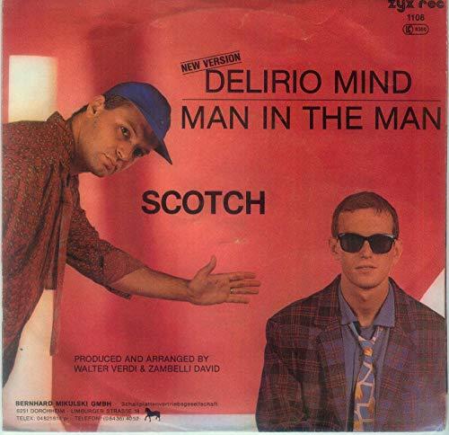 DELIRIO MIND (FIRST VERSION) / MAN IN THE MAN 7