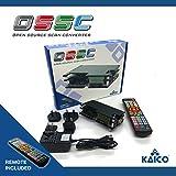 OSSC - Conversor de escaneo de c  digo Abierto OSSC 1 6 de Kaico Edition con SCART  Componente y VGA a HDMI para Juegos Retro  multiplicador de l  neas Juegos Retro RGB con Cero retraso
