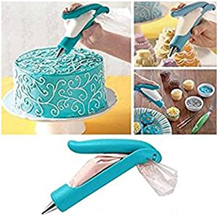Pastry Nozzle Tips SugarCraft Fondant Cake Icing Piping Bag Decorating Pen Set
