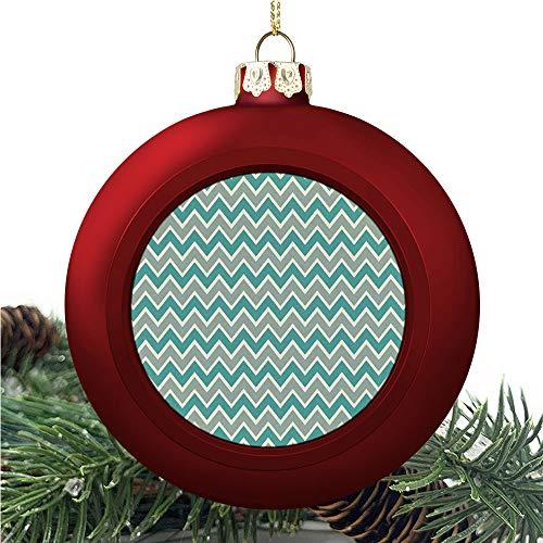 aosup Zigzag Stripes Pattern/Christmas Ball Ornaments 2020 Christmas Pendant Personalized Creative Christmas Decorative Hanging Ornaments Christmas Tree Ornament №AM007390