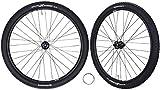 CyclingDeal WTB SX19 Mountain Bike MTB Bicycle Novatec Hubs & Continental X-King Tyres Wheelset 11speed 29' Front 15x100mm Rear 12x142mm Thru Axle