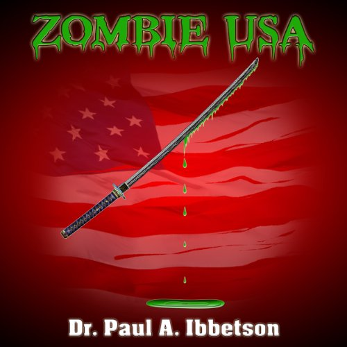 Zombie USA audiobook cover art