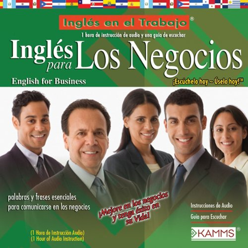 Ingles para Negocios (Texto Completo) [English for Businesses ] audiobook cover art