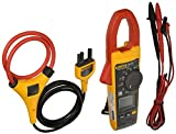 Fluke 376-FC True RMS AC/DC Clamp Meter with iFlex with a NIST-Traceable Calibration Certificate with Data