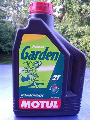 Motul 100046 motorolie Garden 2T, 2 L