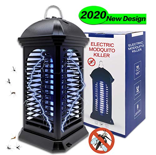 Dekugaa Bug Zapper- Powerful Insect Killer,Electronic Insect Killer,Mosquito lamp,Fly Insect Trap Indoor Hangable Electronic UV Lamp for Home,Indoor
