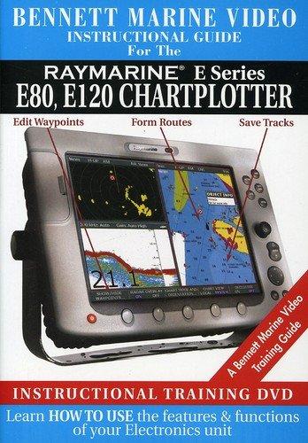 Raymarine E Series: E80, E120 Chartplotter