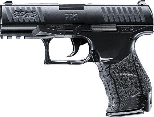 Walther Ppq - Pistola De Airsoft con Corredera De Metal (0,5 Julios)