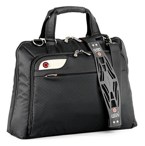 I-Stay Damen Tasche für Laptop 39,6 cm (15.6 Zoll) schwarz   is0106   Frauen Notebooktasche von I Stay